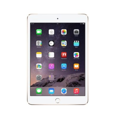 ipad mini 3 gold 3